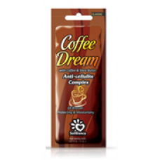 Крем Coffee Dream с маслом кофе, маслом Ши и бронзаторами (15 мл)