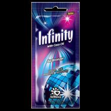 Крем Infinity с маслом кокоса, экстрактом алоэ и бронзаторами (15 мл)