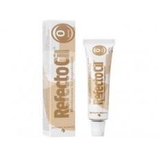 Краска для бровей и ресниц № 0 RefectoCil блонд (15 мл)