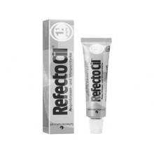 Краска для бровей и ресниц № 1,1 RefectoCil графит, 15 мл