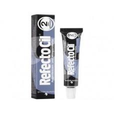 Краска для бровей и ресниц RefectoCil иссиня-черная (15 мл)