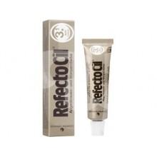 Краска для бровей и ресниц № 3,1 RefectoCil светло-коричневая, 15 мл