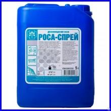 РОСА-СПРЕЙ - средство дезинфицирующее (5 л)