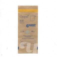Крафт-пакет ВИНАР 75х150 мм с индикатором коричневый (100 шт/уп)