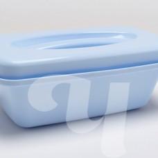 Ванночка для дезинфекции KDS голубая (1 л)