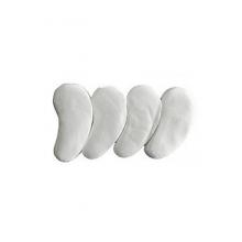 Салфетки-бобы под глаза мягкие непромокаемые     100 шт/уп