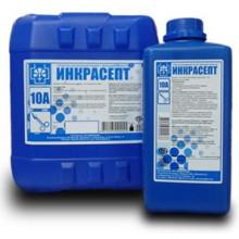 ИНКРАСЕПТ 10А - дезинфицирующее средство (1 л)